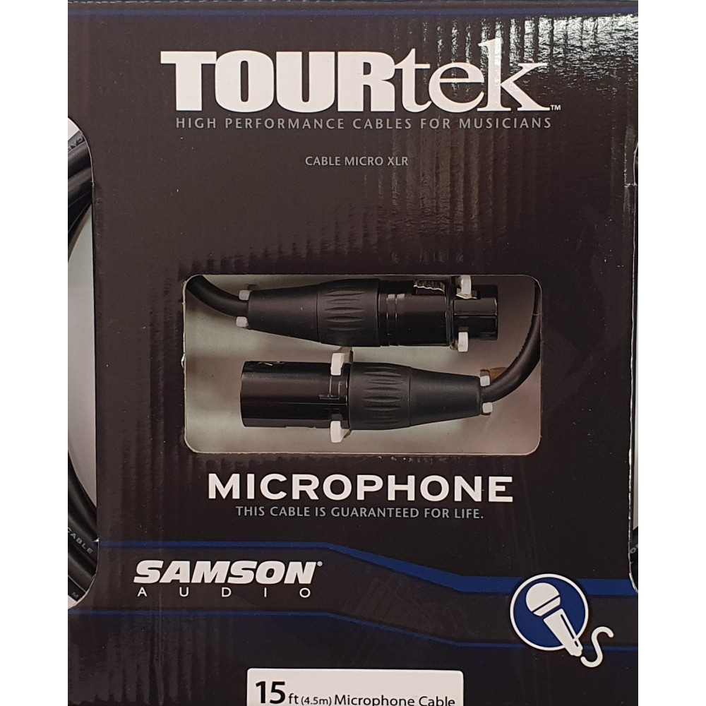 Samson Tourtek TM15 - Cablu...