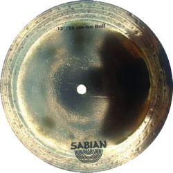 "Sabian 12"" Ice Bell - Cinel"