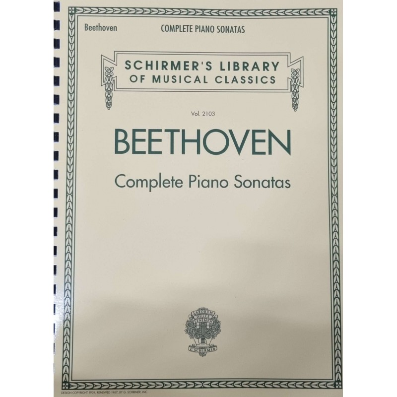 MSG Beethoven Complete...