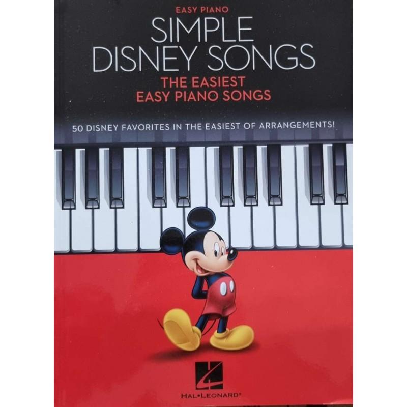 MSG Simple Disney Songs -...