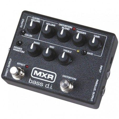 MXR M80 Bass DI+ - Efect chitara bass MXR - 1
