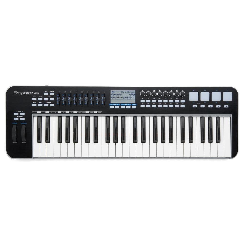 Samson Graphite 49 - Controller MIDI Samson - 2