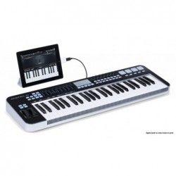 Samson Graphite 49 - Controller MIDI Samson - 4