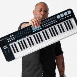Samson Graphite 49 - Controller MIDI Samson - 5
