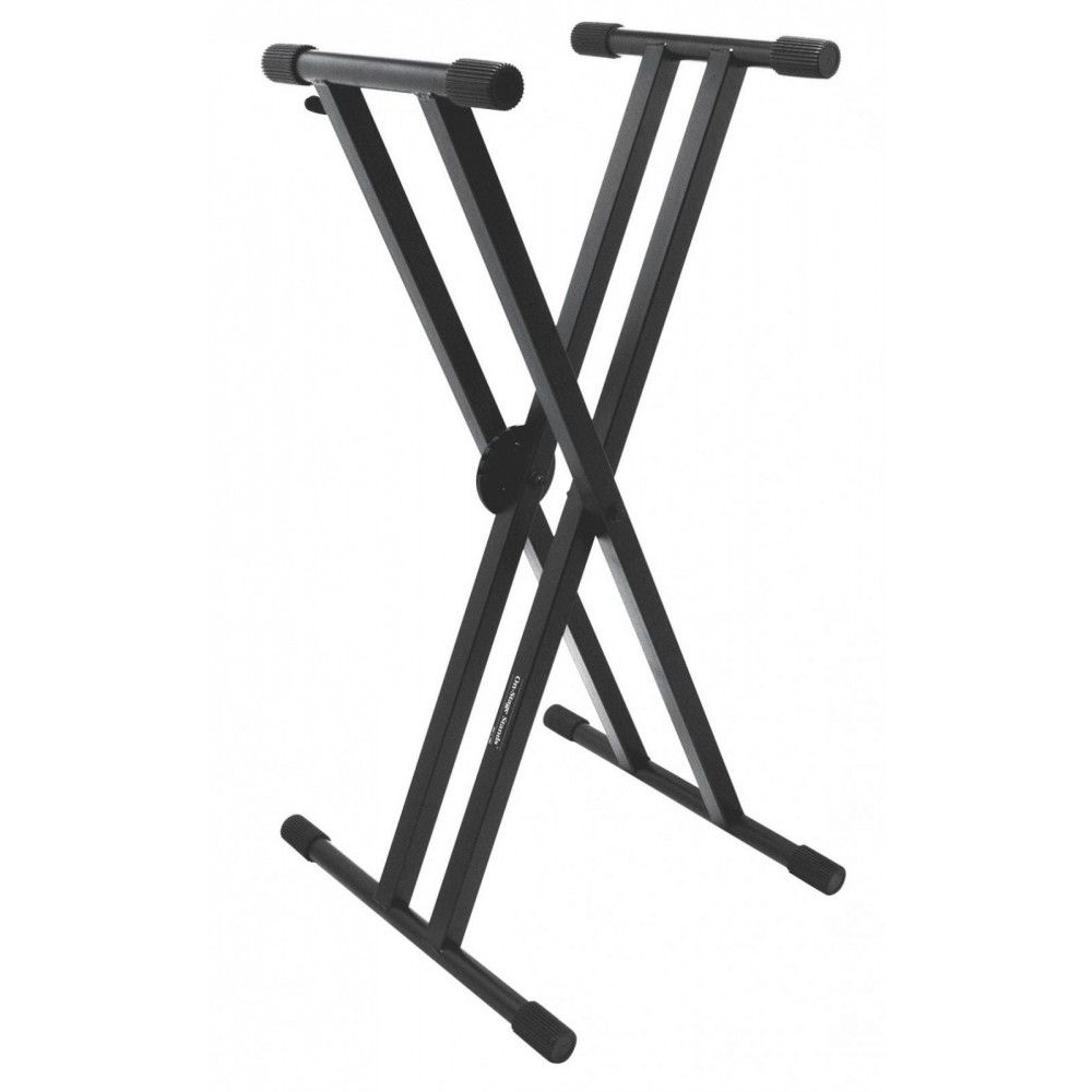 OnStage KS7291 - Stativ clapa Ergo-Lok dublu X On-Stage Stands - 1