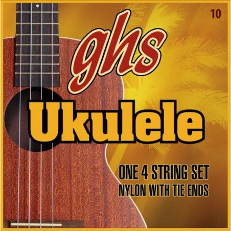 GHS 10 - Set Corzi Ukulele