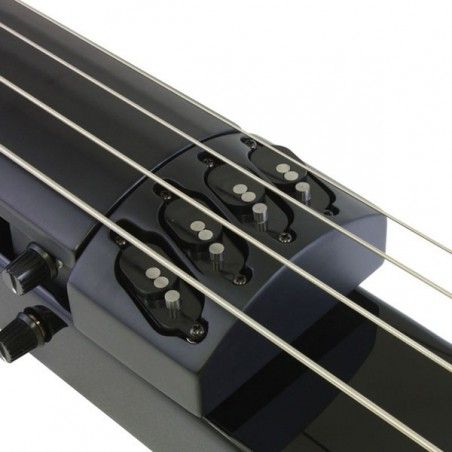Aria SWB-Lite-BIS Oak - Contrabas electric  - 1