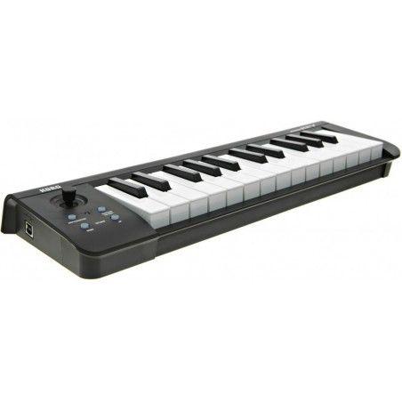 Korg microKEY 25 - Claviatură MIDI Korg - 1