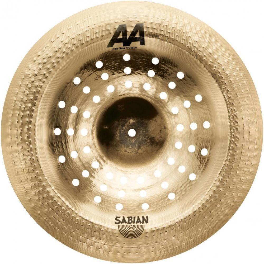 """Sabian 17"""" AA Holy China - Cinel Sabian - 1"""