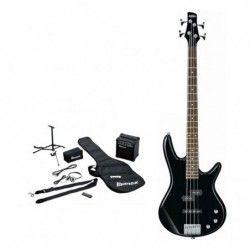 Ibanez IJSR190U Black - Pachet chitara bass cu accesorii Ibanez - 1