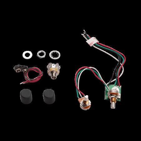 Seymour Duncan STC-2S-BO Blackouts - Circuit activ ton 2 benzi separat Seymour Duncan - 1