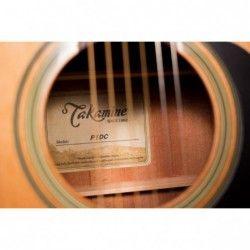 Takamine P1DC Natural - Chitara electro-acustica Takamine - 6