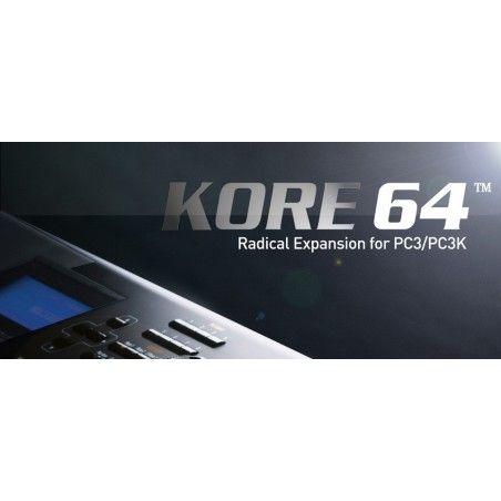 Kurzweil Kore64 - Extensie...