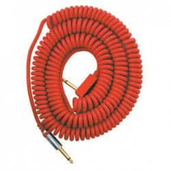 Vox VCC-90 Coil Cable Red - Cablu chitara Vox - 1