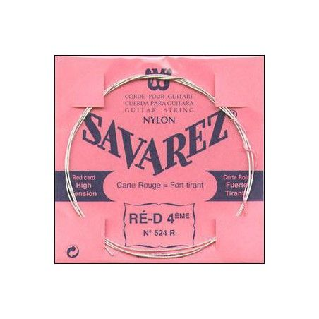Savarez 524R Carte Rouge -...
