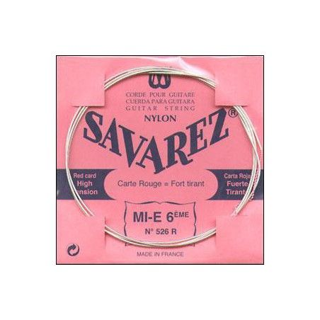 Savarez 526R Carte Rouge -...