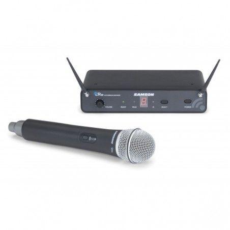 Samson Concert 88 Handheld - Sistem wireless cu microfon Samson - 1
