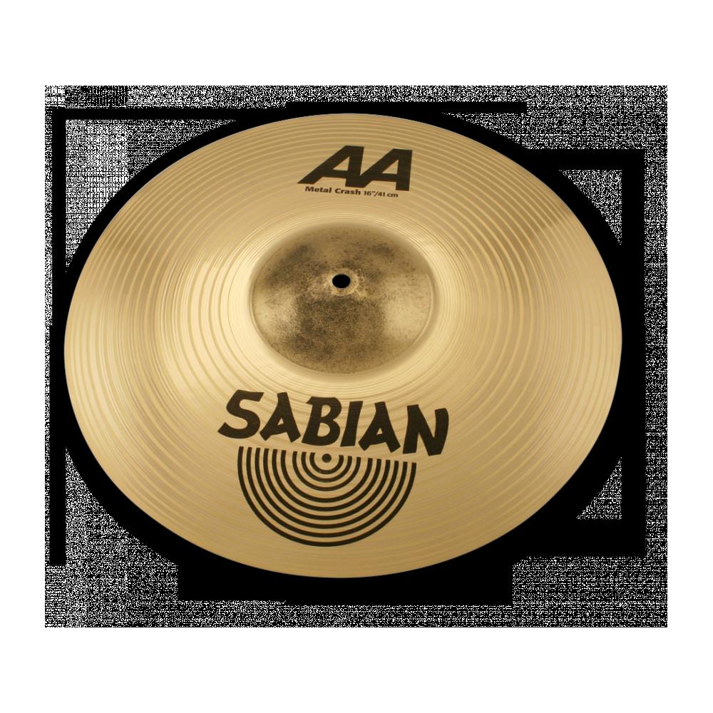 """Sabian 16"""" AA Metal Crash -..."""