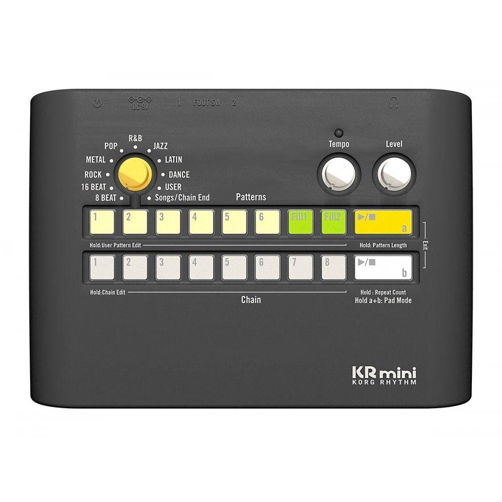 Korg KR mini Rhythm Machine...