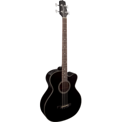 Takamine GB30CE-BLK - Chitara bass electro-acustica Takamine - 2