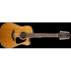 Takamine GD30CE-12 Natural - Chitara electro-acustica 12 corzi Takamine - 1