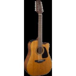 Takamine GD30CE-12 Natural - Chitara electro-acustica 12 corzi Takamine - 2