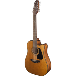 Takamine GD30CE-12 Natural - Chitara electro-acustica 12 corzi Takamine - 5