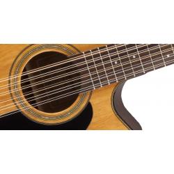 Takamine GD30CE-12 Natural - Chitara electro-acustica 12 corzi Takamine - 7