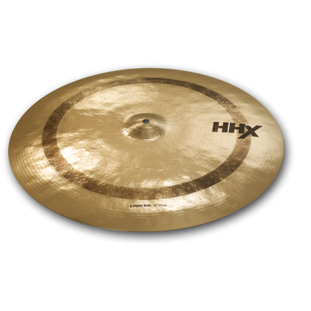 "Sabian 21"" HHX 3-Point Ride..."