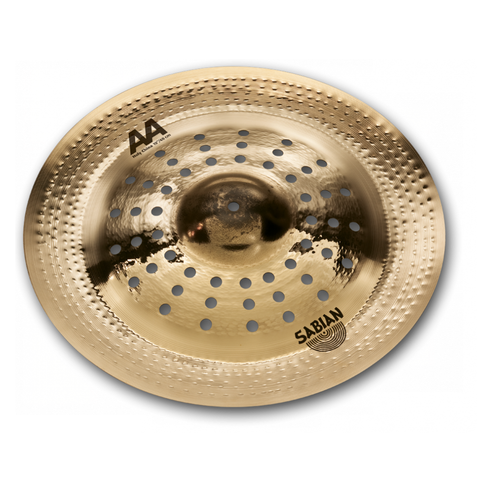 "Sabian 19"" AA Holy China Briliant - Cinel Sabian - 1"