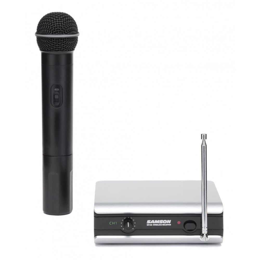 Samson Stage 166 Vocal - Sistem wireless cu microfon Samson - 1