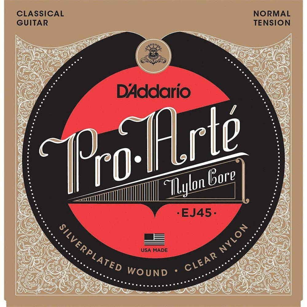 D'Addario EJ45 Pro-Arte...