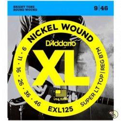 D'Addario EXL125 - Set...