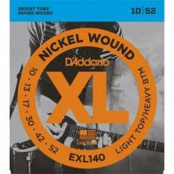 D'Addario EXL140 - Set...