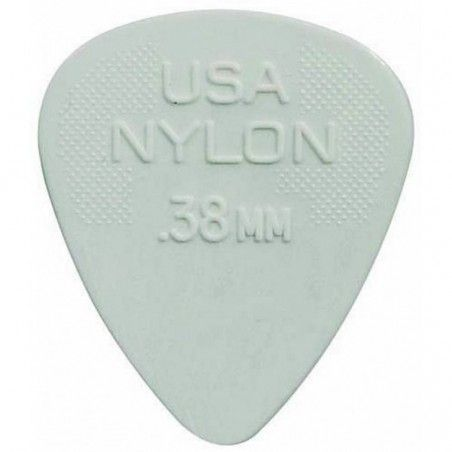 Dunlop 44R.38 Nylon - Pană chitară Dunlop - 1