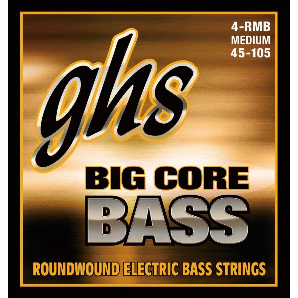 GHS 4-RMB - Corzi chitara bass GHS - 1
