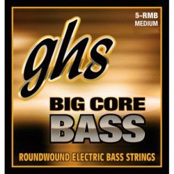 GHS 5-RMB - Corzi Chitara Bass 45-130 GHS - 1
