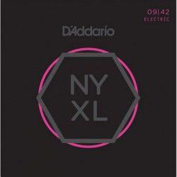 D'Addario NYXL0942 - Set Corzi Chitara Electrica 09-42 D'Addario - 1