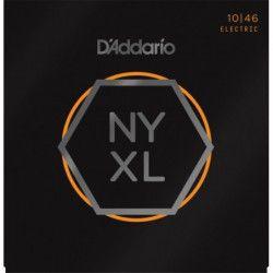 D'Addario NYXL1046 - Set Corzi Chitara Electrica 10-46 D'Addario - 1