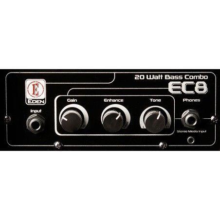 Eden EC8 - Amplifcator Chitara Bass  - 1