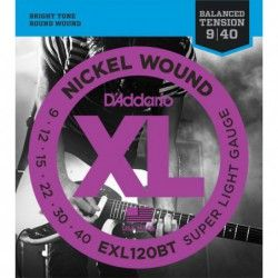 D'Addario EXL120BT - Set...