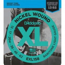 D'Addario EXL158 - Set...