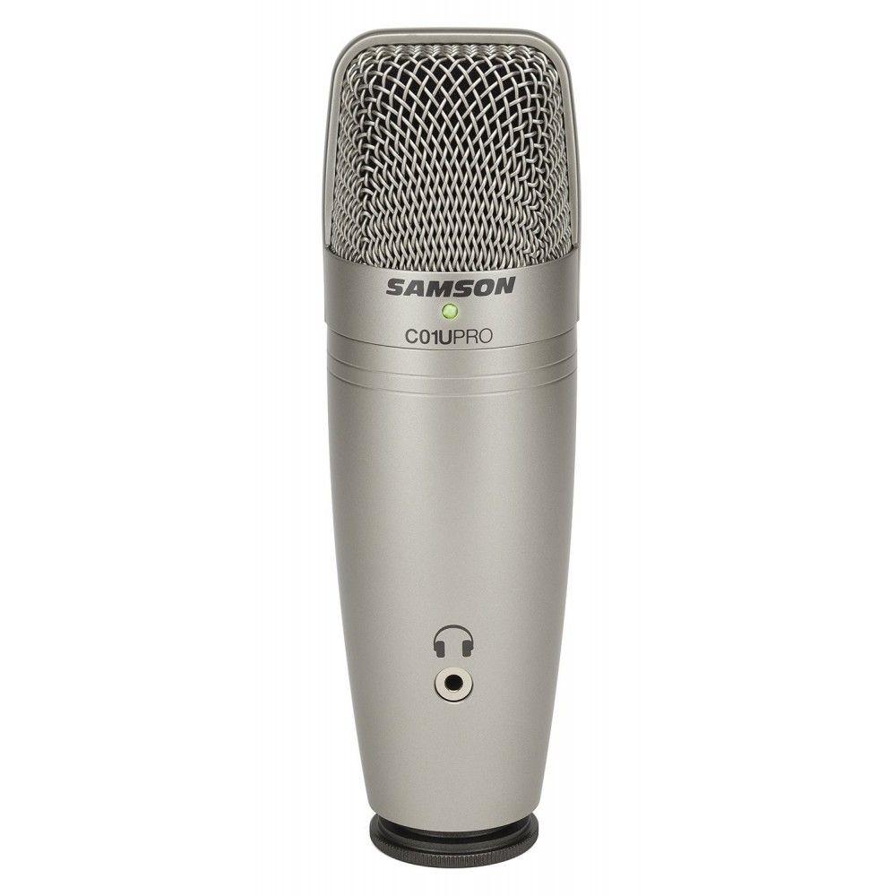 Samson C01U Pro - Microfon Samson - 1
