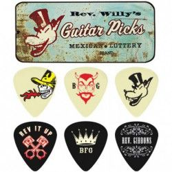 Dunlop RWT02M R.Willy Pick...