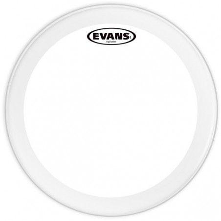 """Evans EQ2 Clear Bass 22"""" - Fata toba Evans - 1"""