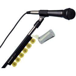 Dunlop 5015SI Slide&Pick Holder - Suport pene stativ microfon Dunlop - 1