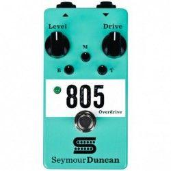 Seymour Duncan 805 Overdrive - Pedala overdrive Seymour Duncan - 1