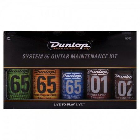 Dunlop 6500 - Set intreținere chitară Dunlop - 1