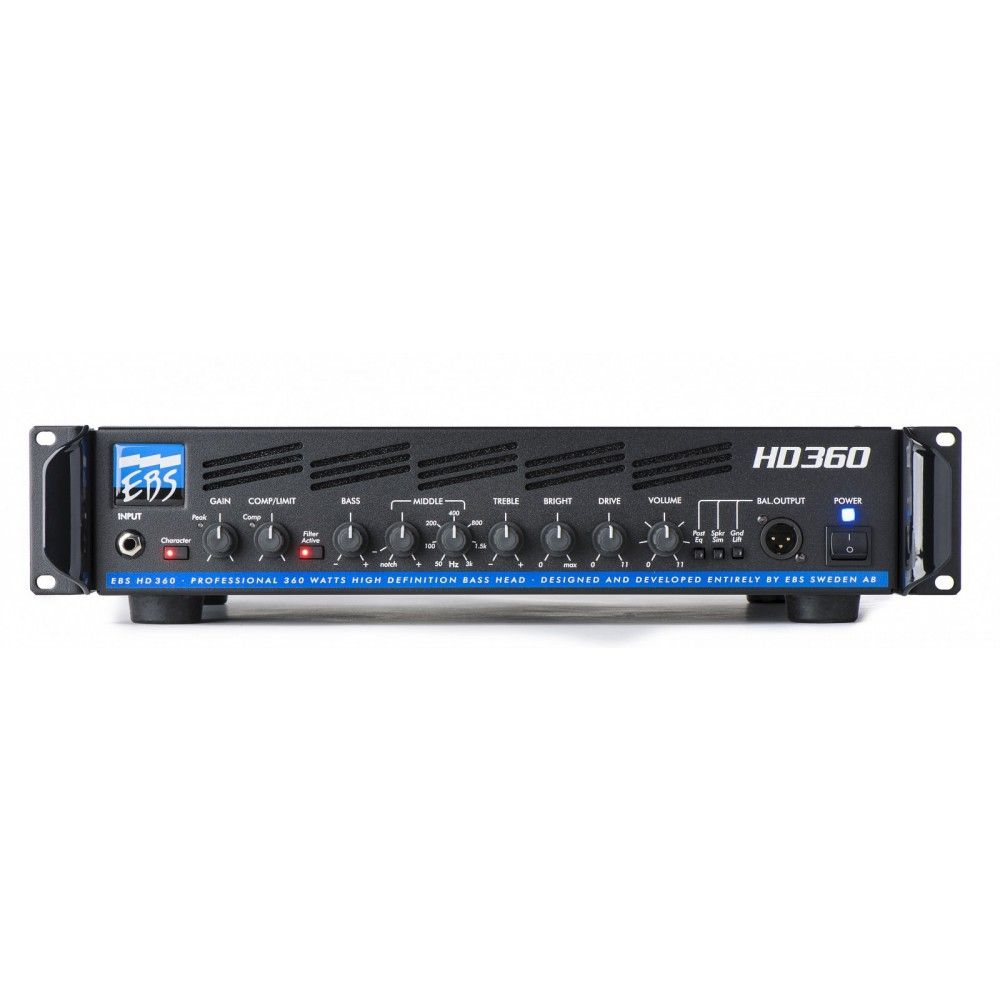 EBS HD360 - Amplificator...
