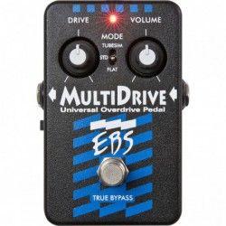 EBS MultiDrive Studio Edition - Pedala overdrive